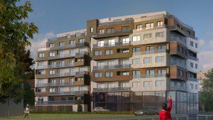 Izidora - Building of the future